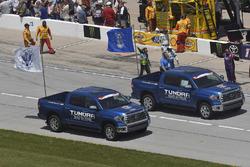Pre-Race: Toyota Tundra