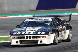 Christian Danner, BMW M1 during the Legends Parade
