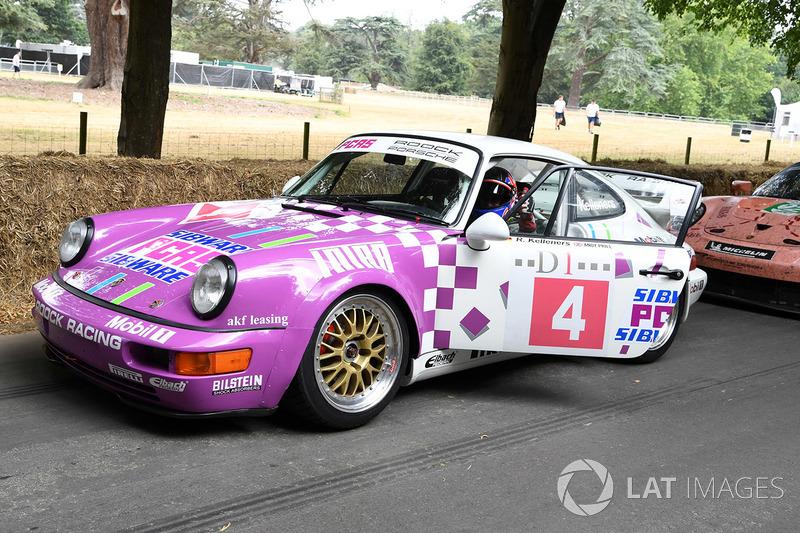 Andy Prill Porsche