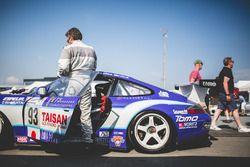 2006 Team Taisan Advan Porsche 911 GT3 RS