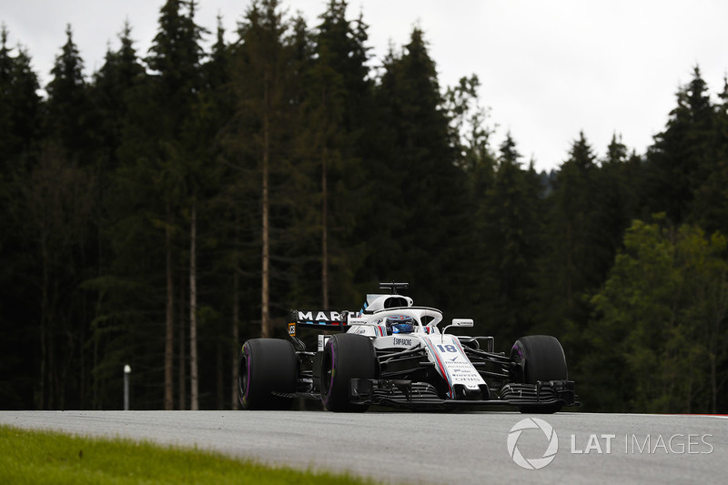 20. Lance Stroll, Williams FW41
