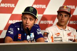 Press Conference, Valentino Rossi, Valentino Rossi, Yamaha Factory Racing