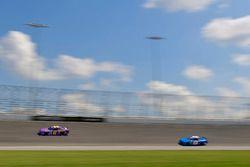 Ryan Truex, Kaulig Racing, Chevrolet Camaro Phantom Fireworks, Carl Long, Motorsports Business Management, Toyota Camry MBM Motorsports