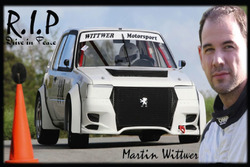 Martin Wittwer, Nécrologie