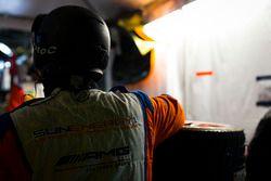 #75 SunEnergy1 Racing Mercedes AMG GT3: Boris Said, Tristan Vautier, Kenny Habul, Maro Engel crew me