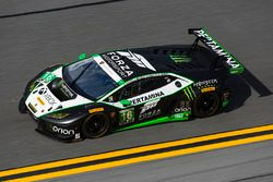 #16 Change Racing Lamborghini Huracan GT3: Corey Lewis, Jeroen Mul, Kaz Grala, Brett Sandberg