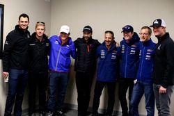 Todos los pilotos de la Rolex 24