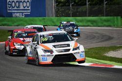 Ferenc Ficza, Zengo Motorsport, SEAT Leon TCR