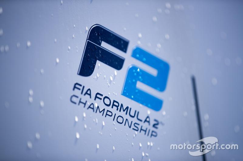 FIA Formula 2 logo