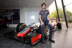 Arjun Maini, Haas F1 Team gelişim pilotu