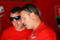 Shaun Muir, Milwaukee Aprilia World Superbike Team