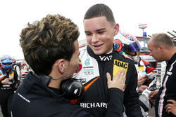 Joey Mawson und Kami Laliberté, Van Amersfoort Racing