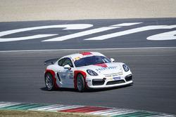 Marcel Wagner, Porsche 911 GT3 Cup