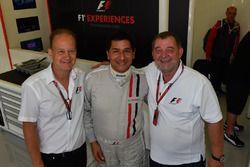 F1 Experiences 2-Seater passagier en Paul Stoddart