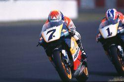 Tadayuki Okada, Repsol Honda Team; Mick Doohan, Repsol Honda Team