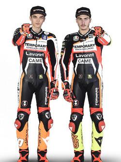 Luca Marini, Lorenzo Baldassarri, Forward Racing