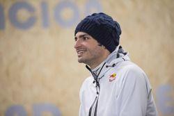 Carlos Sainz Jr., Scuderia Toro Rosso pendant l'entraînement