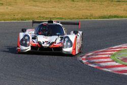 El Ligier JSP3 de BE Motorsport