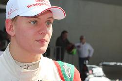 Le vainqueur Mick Schumacher