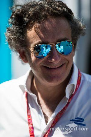 Alejandro Agag, Vorstand, Formula E Holdings
