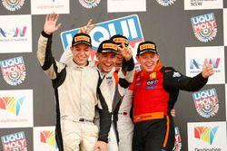 #19 PROsport Performance, Porsche Cayman PRO 4: Andrew Pilgrim, Max Braams, Jörg Viebahn, Nicolaij M