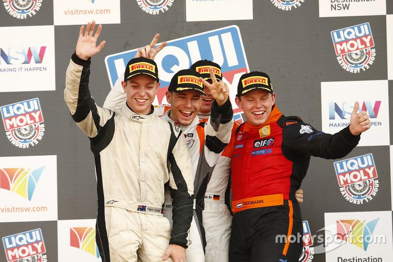 №19 PROsport Performance, Porsche Cayman PRO 4: Эндрю Пилгрим, Мас Брамс, Йорг Фибан, Николай Мёллер