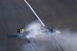 Ed Carpenter, Ed Carpenter Racing Chevrolet, incidente
