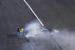 Ed Carpenter, Ed Carpenter Racing Chevrolet crash