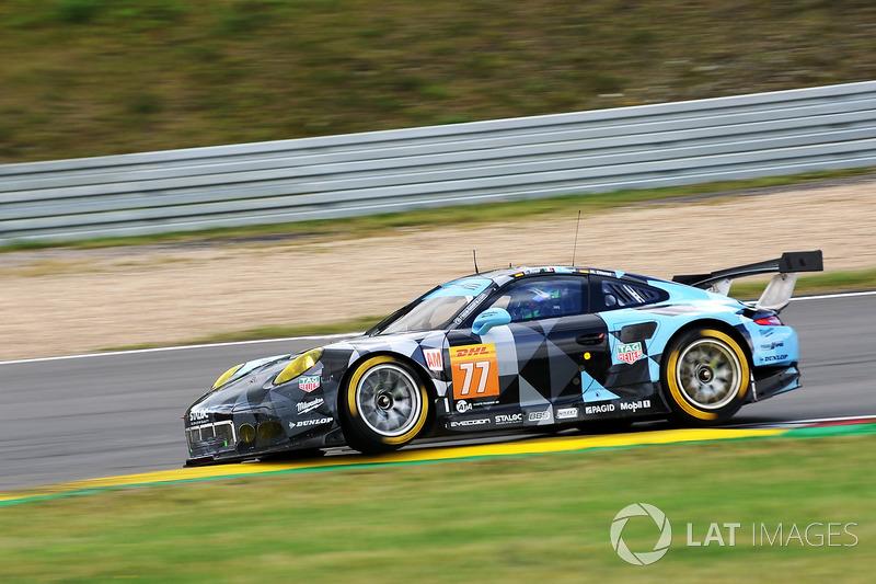 1. GTE-Am: #77 Dempsey Proton Competition, Porsche 911 RSR