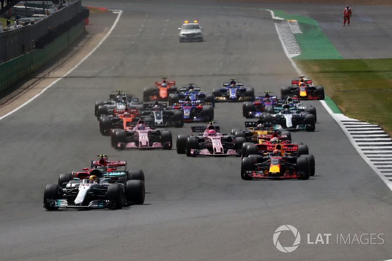 Grand Prix de Grande-Bretagne 2017