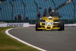 René Arnoux, Renault RS01