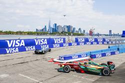Nicolas Prost, Renault e.Dams, precede Daniel Abt, ABT Schaeffler Audi Sport