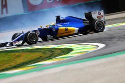 Marcus Ericsson, Sauber C35 spint