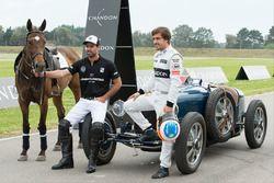 Facundo Pieres und Fernando Alonso