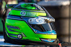 Le casque d'Austin Dillon, Richard Childress Racing Chevrolet