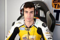 Daniel Saez, GA Competicion, KTM