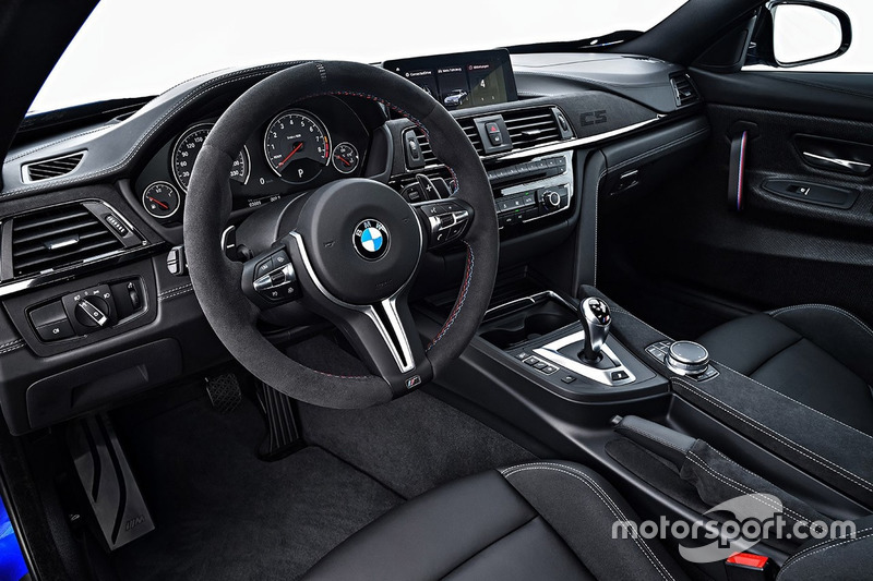 Detail: BMW M4 CS