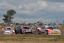Lionel Ugalde, Ugalde Competicion Ford, Christian Ledesma, Las Toscas Racing Chevrolet, Gabriel Ponc