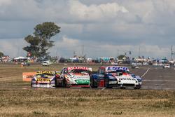 Jose Savino, Savino Sport Ford, Matias Jalaf, Indecar CAR Racing Torino, Martin Serrano, Coiro Dole