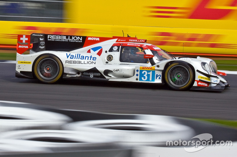 9. LMP2: #31 Vaillante Rebellion Racing, Oreca 07 Gibson