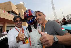 Ganador de la carrera Roberto Colciago, M1RA, Honda Civic TCR