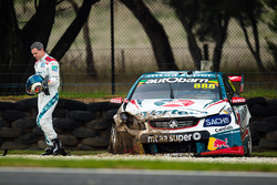 Supercars investigating tyre issues after