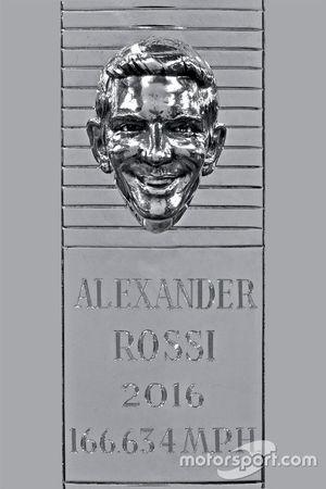 Das Abbild von Alexander Rossi