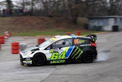 Алесссио Салуччи и Митиа Дотта, Ford Fiesta RS WRC