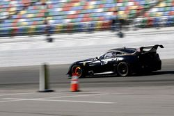 Ferrari 599XX action