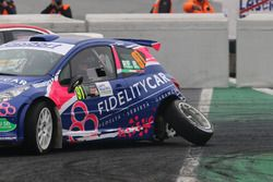 Барсанофио Ре и Моника Лука, Peugeot 207 S2000