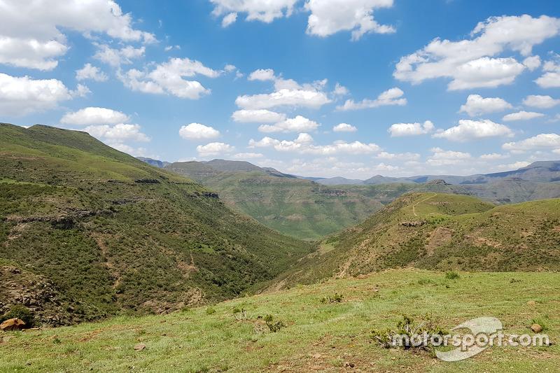 Sfeerbeeld Roof of Africa