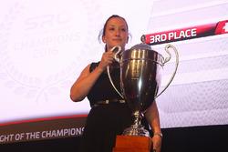 2016 Sprint Cup AM Cup Teams, Rinaldi Racing, 2nd place