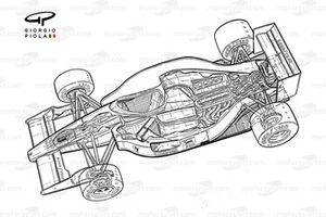 Ferrari F1-90 (641) 1990 overview