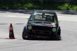 Daniel Wittwer, VW Golf, Autersa Racing